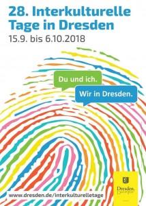 28. Interkulturelle Tage 2018 in Dresden
